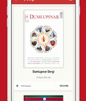 DPUMobil Ekran Görüntüleri - 5