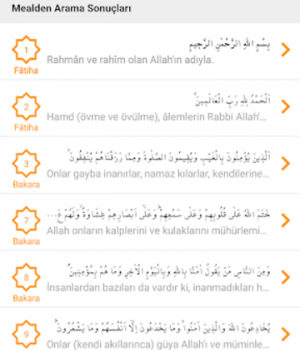 Kur'an Akademi Ekran Görüntüleri - 7