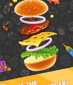 Burger Chef Idle Profit Game Ekran Görüntüleri - 1