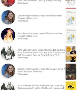 Bookself Ekran Görüntüleri - 3