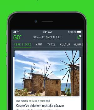 GO Yakıt Ekran Görüntüleri - 3