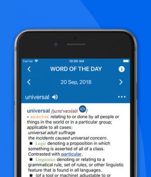 Oxford Dictionary of English Ekran Görüntüleri - 5