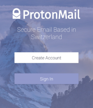 ProtonMail Ekran Görüntüleri - 1