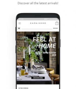 Zara Home Ekran Görüntüleri - 1
