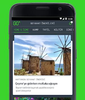 GO Yakıt Ekran Görüntüleri - 4