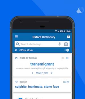 Oxford Dictionary of English Ekran Görüntüleri - 4