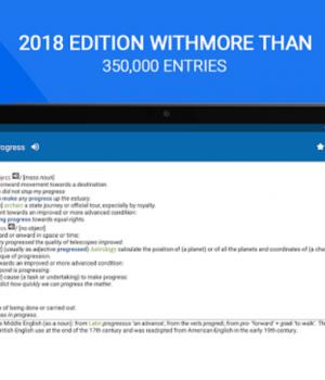 Oxford Dictionary of English Ekran Görüntüleri - 9
