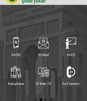 İÜ Kampüs Ekran Görüntüleri - 5