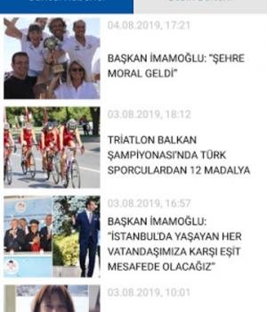 İBB İstanbul Ekran Görüntüleri - 3