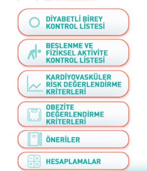 Diyabet Kontrol Listeleri Ekran Görüntüleri - 2