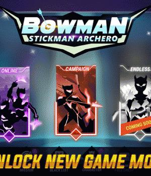 Bowman: Stickman Archero 1 - 1