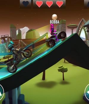 Gravity Rider Zero Ekran Görüntüleri - 3