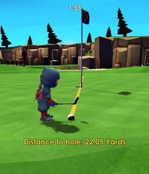 Ninja Golf Ekran Görüntüleri - 1