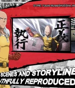 One-Punch Man: Road to Hero Ekran Görüntüleri - 2