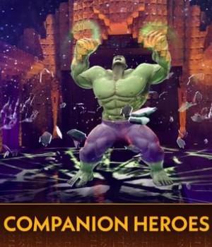 Marvel Dimension Of Heroes Ekran Görüntüleri - 1