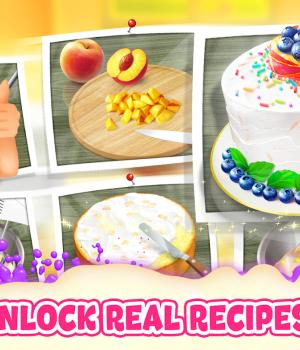 Bake a Cake Puzzles & Recipes Ekran Görüntüleri - 1