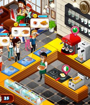 Cafe Panic: Cooking Restaurant Ekran Görüntüleri - 3