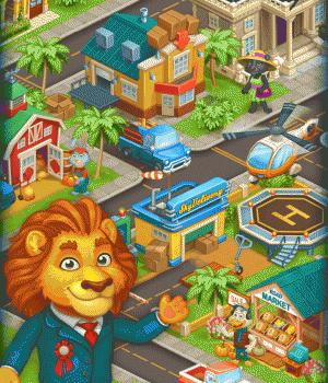 Farm Zoo: Happy Day in Animal Village Ekran Görüntüleri - 1
