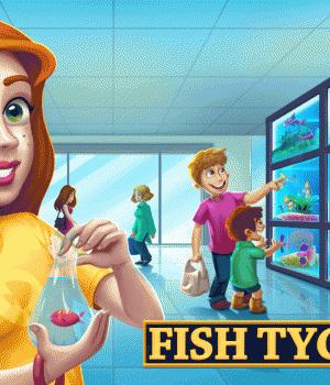 Fish Tycoon 2 Virtual Aquarium Ekran Görüntüleri - 2