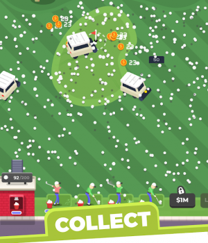 Golf Inc. Tycoon Ekran Görüntüleri - 2