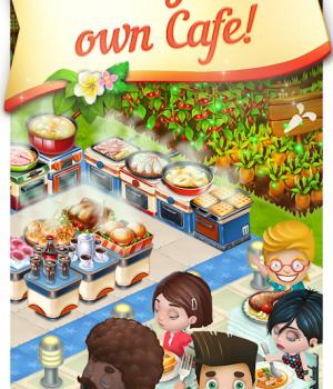 Happy Cafe Ekran Görüntüleri - 1
