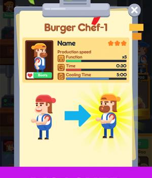 Idle Burger Factory Ekran Görüntüleri - 2