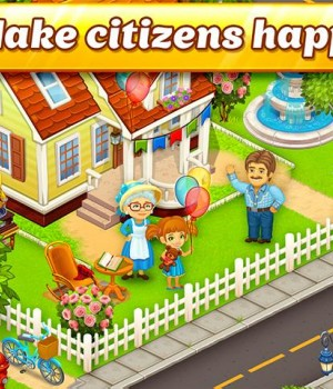Megapolis City:Village to Town Ekran Görüntüleri - 1