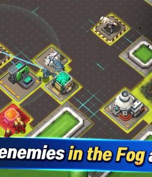 Rocket War: Clash in the Fog Ekran Görüntüleri - 3