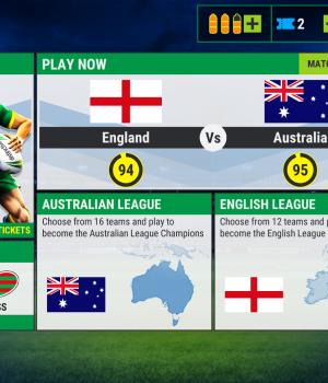 Rugby League 19 Ekran Görüntüleri - 1
