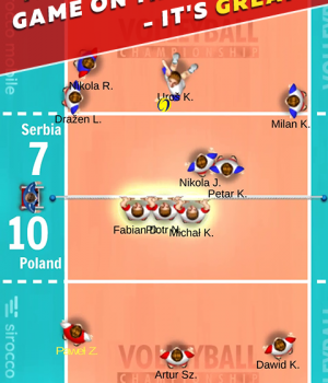 Volleyball Championship Ekran Görüntüleri - 2