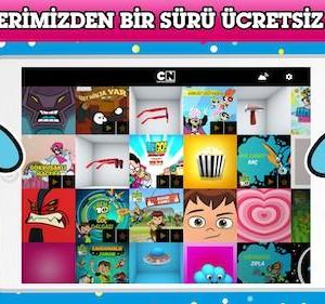 Cartoon Network Games Ekran Görüntüleri - 1