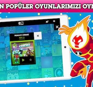 Cartoon Network Games Ekran Görüntüleri - 5