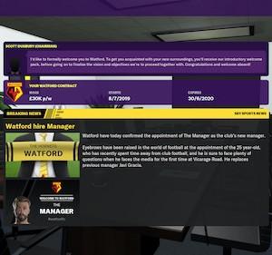 Football Manager 2020 Ekran Görüntüleri - 1
