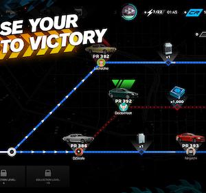 Forza Street Ekran Görüntüleri - 6