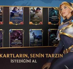 Legends of Runeterra Ekran Görüntüleri - 4