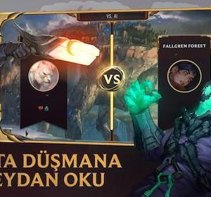 Legends of Runeterra Ekran Görüntüleri - 6