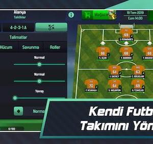 Soccer Manager 2020 Ekran Görüntüleri - 2