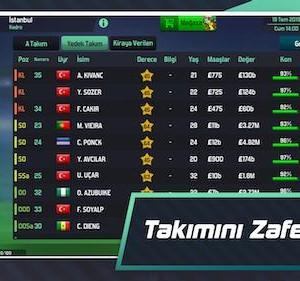 Soccer Manager 2020 Ekran Görüntüleri - 6