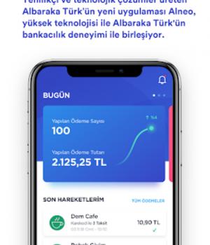 Alneo Cüzdan Ekran Görüntüleri - 1