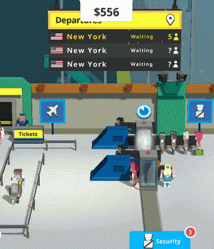 Idle Tap Airport 1 - 1