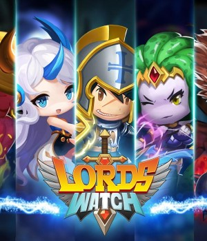 Lords Watch 1 - 1