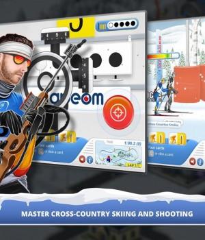 Biathlon Mania Ekran Görüntüleri - 2