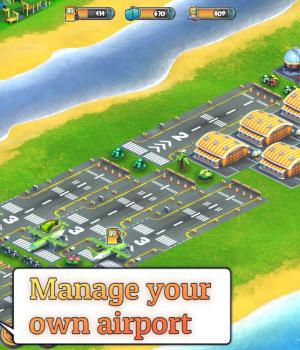 City Island: Airport Ekran Görüntüleri - 1