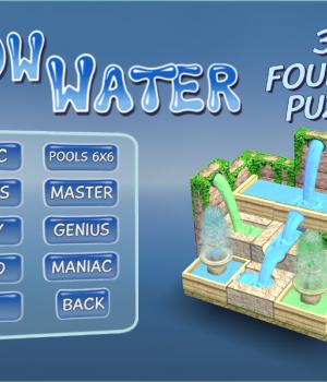 Flow Water Fountain 3D Puzzle Ekran Görüntüleri - 2