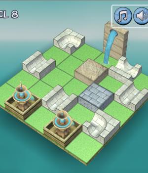 Flow Water Fountain 3D Puzzle Ekran Görüntüleri - 3