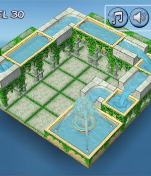 Flow Water Fountain 3D Puzzle Ekran Görüntüleri - 1
