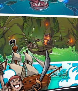 Idle Tap Pirates Ekran Görüntüleri - 1