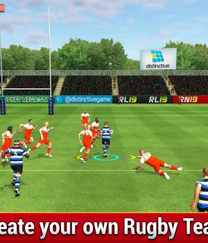 Rugby Nations 19 Ekran Görüntüleri - 2