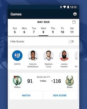 NBA Ekran Görüntüleri - 6