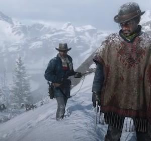 Red Dead Redemption 2 Ekran Görüntüleri - 2